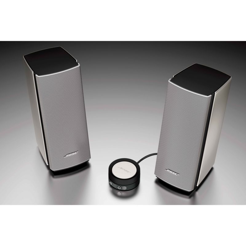 bose companion 20 multimedia speaker system cyberport. Black Bedroom Furniture Sets. Home Design Ideas