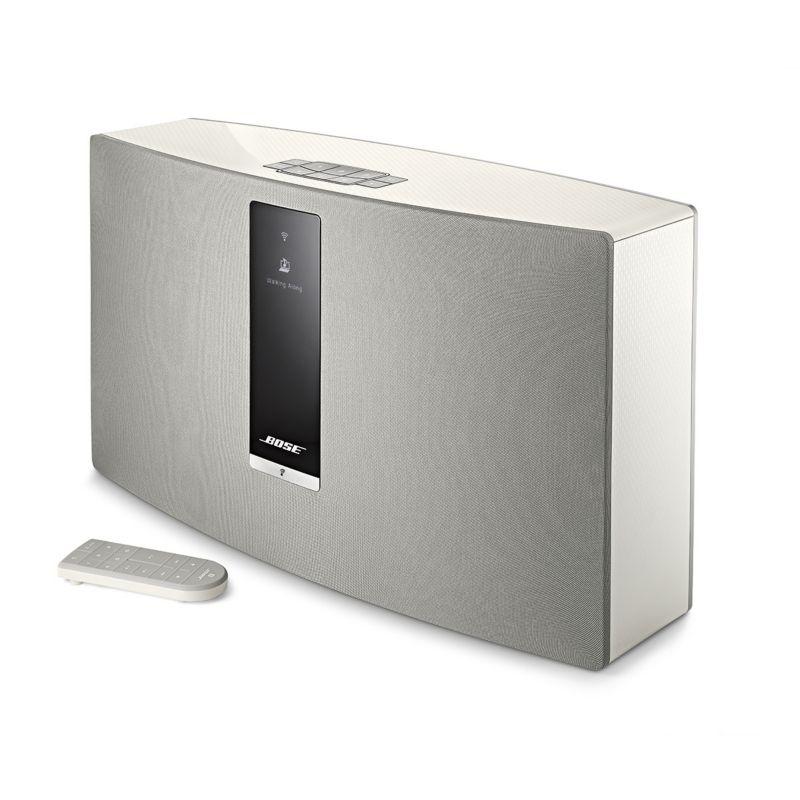 BOSE SoundTouch 30 III Weiß WLAN-Lautsprecher