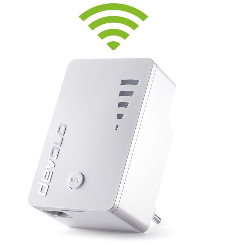 devolo WiFi Repeater ac (1200Mbit, 1xGB LAN, WPS, WLAN Repeater ...