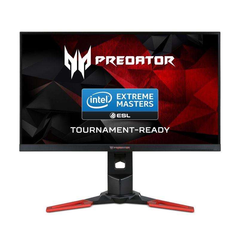 """Predator XB271HU 69cm (27"""") WQHD Gaming-Monitor (G-Sync, 165Hz, 4ms, HDMI/DP)"""