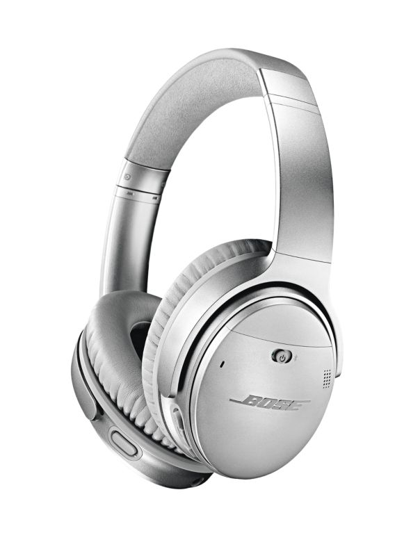 BOSE Quietcomfort 35 QC35II Over Ear silber Noise Cancelling Wireless Kopfhörer