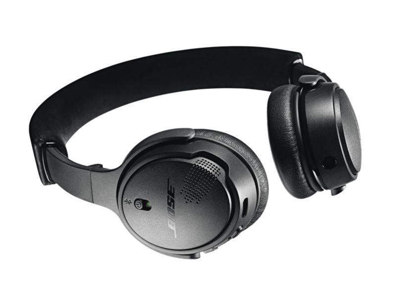 Bose On Ear Bluetooth Kopfhörer Schwarz