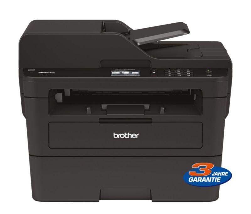 brother mfc l2730dw s w laser multifunktionsdrucker scanner kopierer fax wlan cyberport. Black Bedroom Furniture Sets. Home Design Ideas