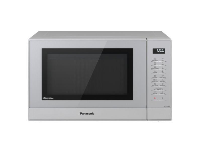 Panasonic NN GT47KMGPG Grill Kombi Mikrowelle silber ++