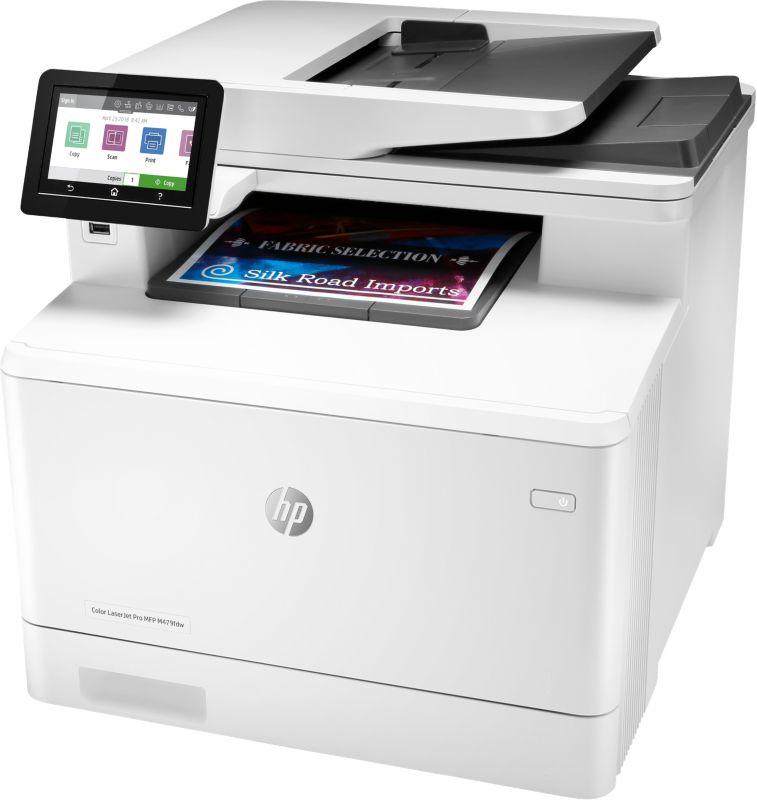 HP Color LaserJet Pro MFP M479fdw: Netzwerk-Farblaserdrucker mit Scanner, Kopierer und Fax