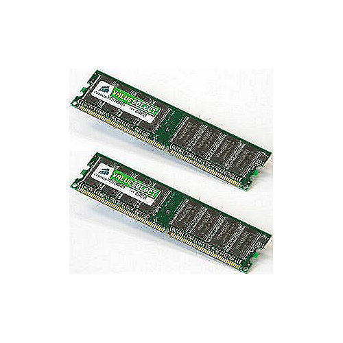 4GB (2x2GB) Corsair ValueSelect DDR3-1333 CL9 (9-9-9-24) RAM