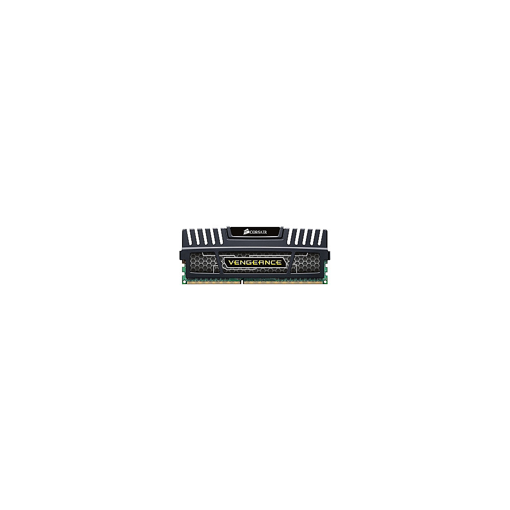 8GB Corsair Vengeance DDR3-1600 CL10 (10-10-10-27) RAM DIMM