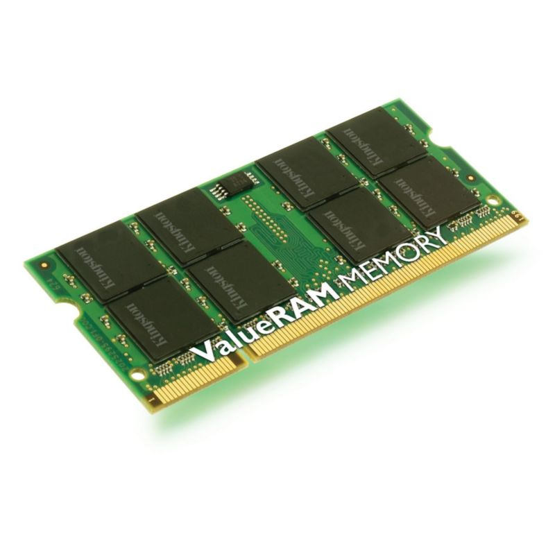 2GB Kingston ValueRAM DDR2-667 CL5 SO-DIMM RAM