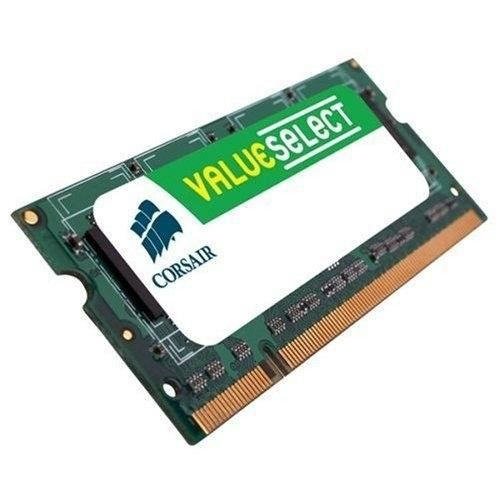 2GB (1x2GB) Corsair ValueSelect DDR2-800 CL5 SO-DIMM RAM