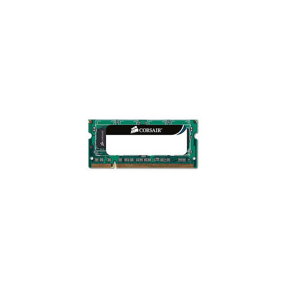 4GB Corsair ValueSelect DDR3-1333 SO-DIMM CL9 RAM