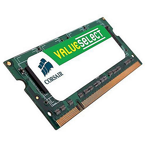 2GB Corsair ValueSelect DDR2-667 SO-DIMM CL5 RAM