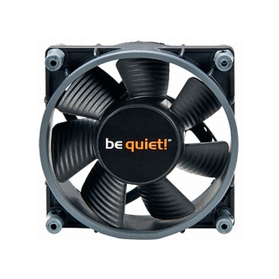 be quiet!  Lüfter Shadow Wings PWM – 80 mm Gehäuselüfter | 4260052182642