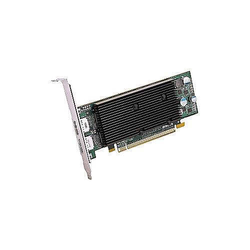 Matrox M9128 LP 1024MB DDR2 PCIe 2x DisplayPort LP passiv – Retail | 0790750240275
