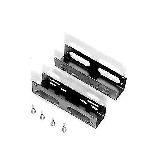 HDD Einbauschienen 3,5 Zoll / 5,25 Zoll inkl. Schrauben | 4043718010035