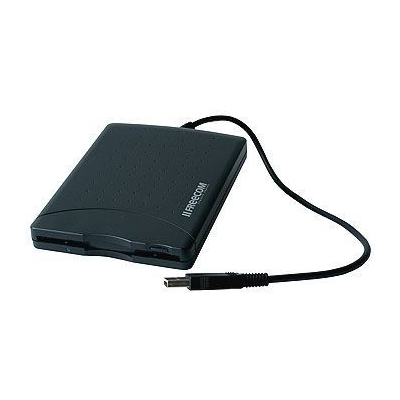 Freecom  Floppy Disk Drive extern USB schwarz   4021801227676