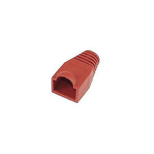 RJ45 Knickschutzhülle – Rot 10x Pack | 4043718186174