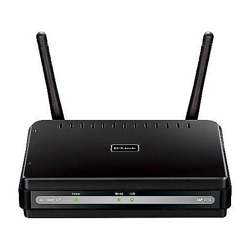 D-Link DAP-2553 Wireless N 300MBit Dualband PoE Access Point/Client/Repeater