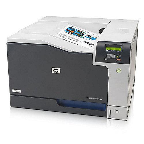 Color LaserJet CP5225N Farblaserdrucker DIN A3   0884420971412