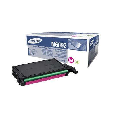 Samsung  CLT-M6092S Toner Magenta für ca. 7.000 Seiten | 0191628453290