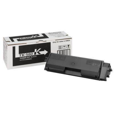 Kyocera  1T02KT0NL0 Toner schwarz TK-580K   0632983017289