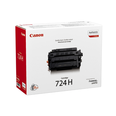 Canon  3482B002 Toner schwarz CRG 724H | 4960999664903