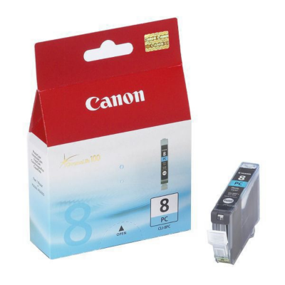 Canon  0624B001 Druckerpatrone Photo cyan CLI 8PC | 4960999272894