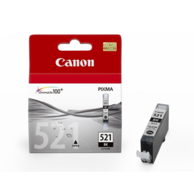 Canon CLI-521BK Original Druckerpatrone Schwarz 2933B001