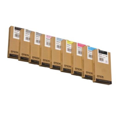 Epson  C13T603900 Druckerpatrone helles schwarz T6039 | 0010343864511