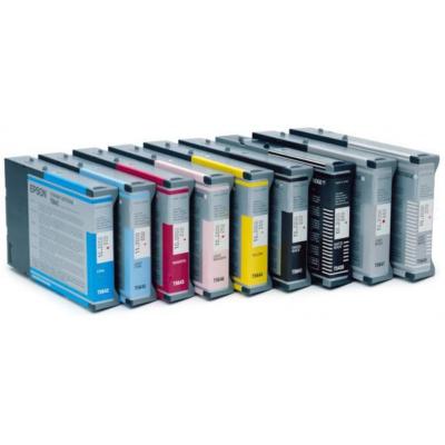 Epson  C13T605500 Druckerpatrone hell cyan T6055 | 0010343864665