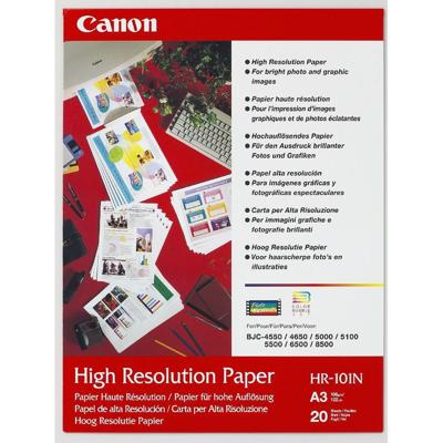 Canon  1033A006 Normalpapier, A3, 20 Blatt | 4960999867076