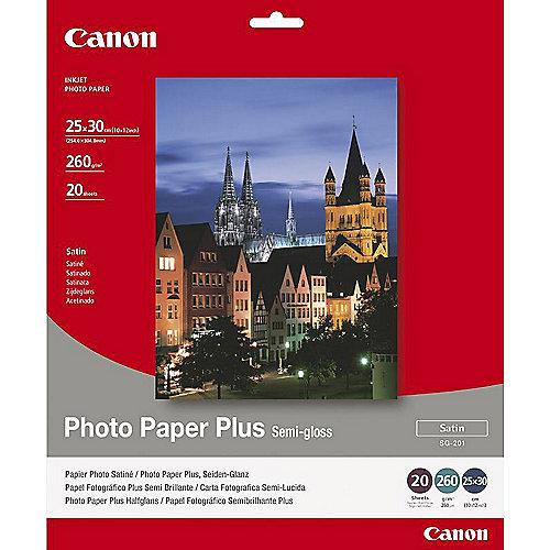 1686B024 Fotopapier, seidenmatt, 20 Blatt, 260 gm² | 4960999405391