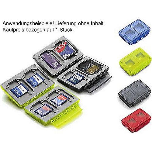 Gepe Card Safe Extreme Speicherkartenschutz onyx | 7312120038614