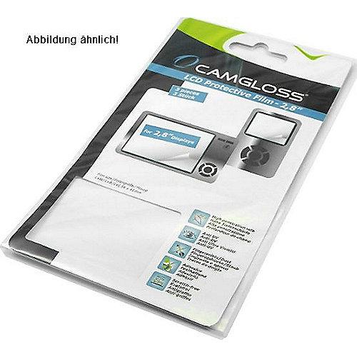 Camgloss Display-Schutzfolie 2,8 Zoll (3 Stück) | 4019518021052
