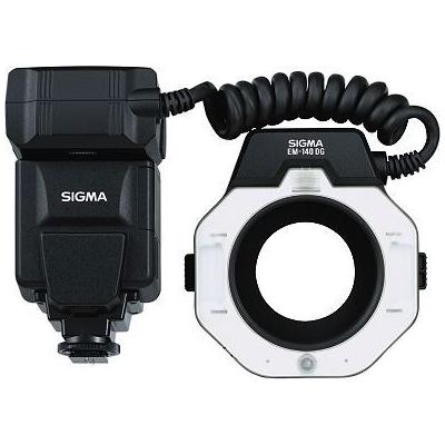 Sigma  EM 140 DG Ringblitz für Canon EOS (EO)   0085126922634