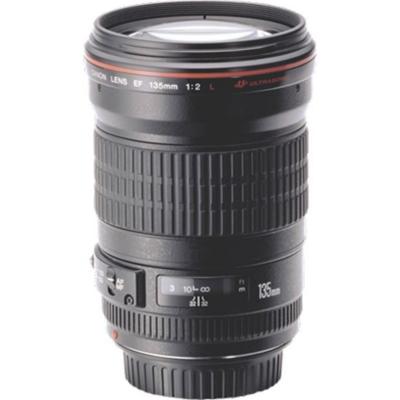Canon  EF 135mm F/2.0L USM Tele Festbrennweite Objektiv | 4960999213743