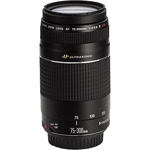 Canon EF 75-300mm F/4.0-5.6 III USM Tele Zoom Objektiv | 4960999214085
