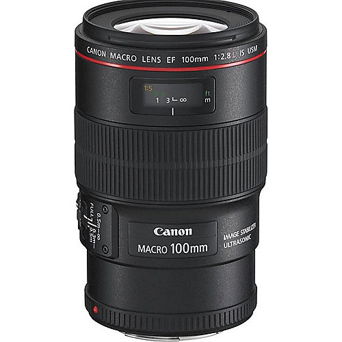 Canon EF 100mm F/2,8L Makro IS USM