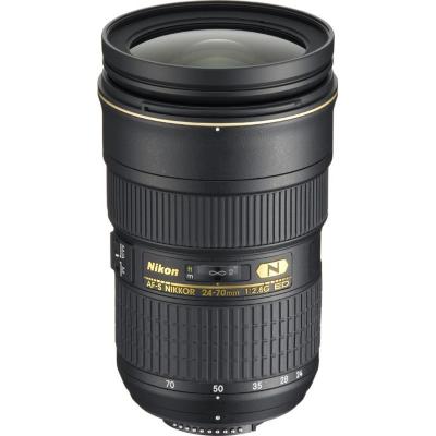 Nikon  AF-S Nikkor 24-70mm f/2.8 G ED Standard Zoom Objektiv   4960759025302