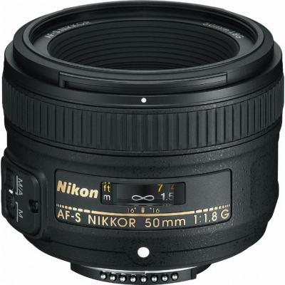 Nikon  AF-S Nikkor 50mm f/1.8 G Portrait Objektiv   4960759026309