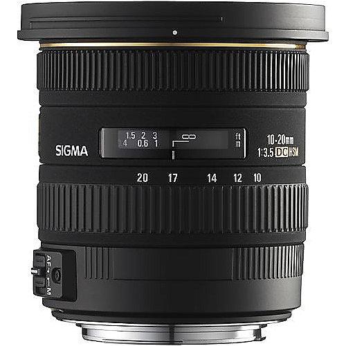 10-20mm f/3.5 EX DC HSM Weitwinkel Zoom Objektiv für Nikon