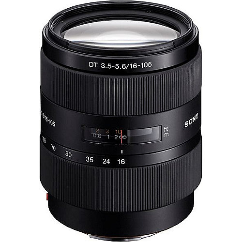Sony 16-105mm F/3,5-5,6 (SAL-16105)