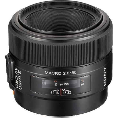 Sony 50mm F/2,8 Makro (SAL-50M28)