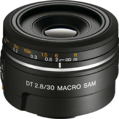 Sony  30mm f/2.8 SAM Makro (SAL-30M28) Festbrennweite Objektiv | 4905524535549