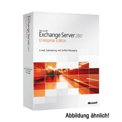 Microsoft  Exchange Server Enterprise dt. Win Open-NL AE SA   0659556772925