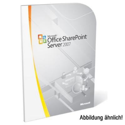 Microsoft  SharePoint Server 1 User CAL + SA Open-NL AE   0805529363878