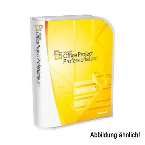 Microsoft Project Server dt. Win Open-NL inkl. SA 1 Device CAL