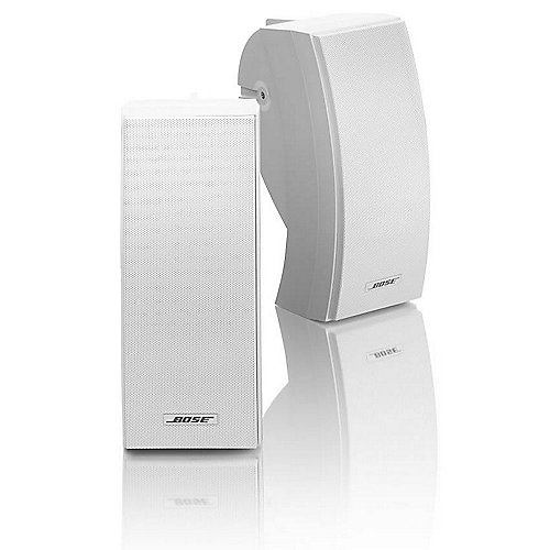 .Bose 251 Environmental Speakers weiß
