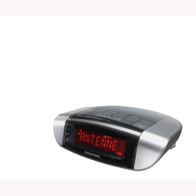Grundig  Sonoclock 660 silber/titan | 4013833607946