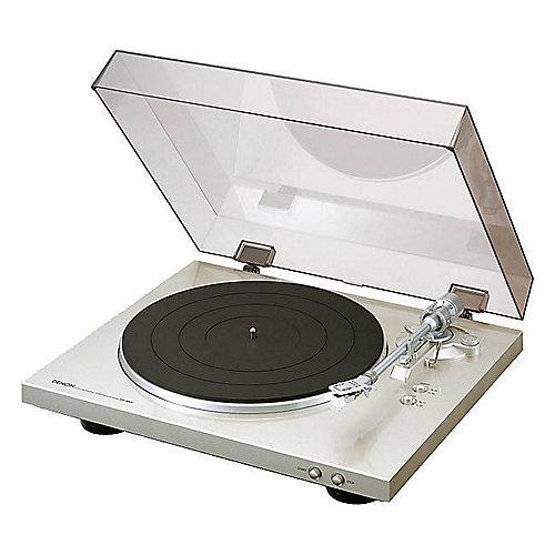 DP-300F Vollautomatischer Plattenspieler, premium silber   4560119536105