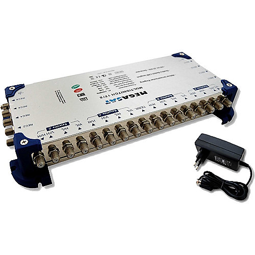 Megasat Multischalter 17/8 Profiline